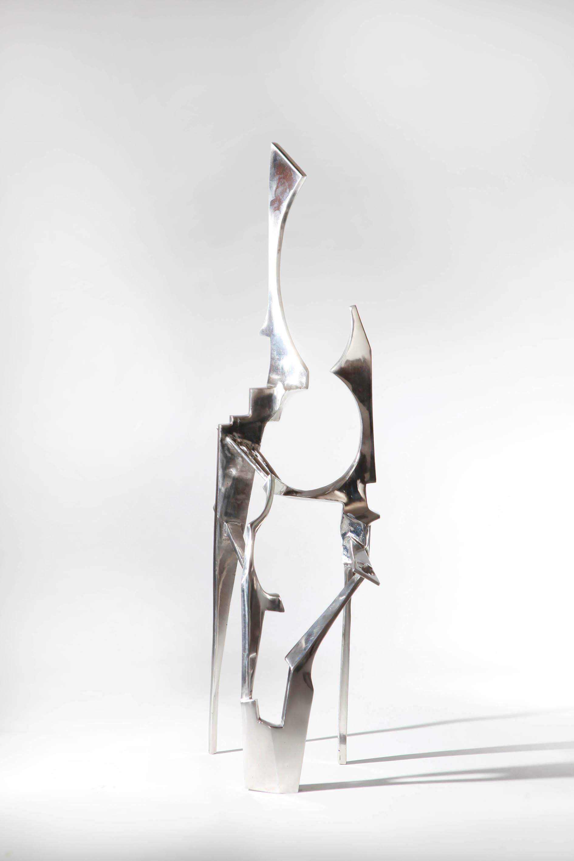 Connect ii, Bronze Height 60cm