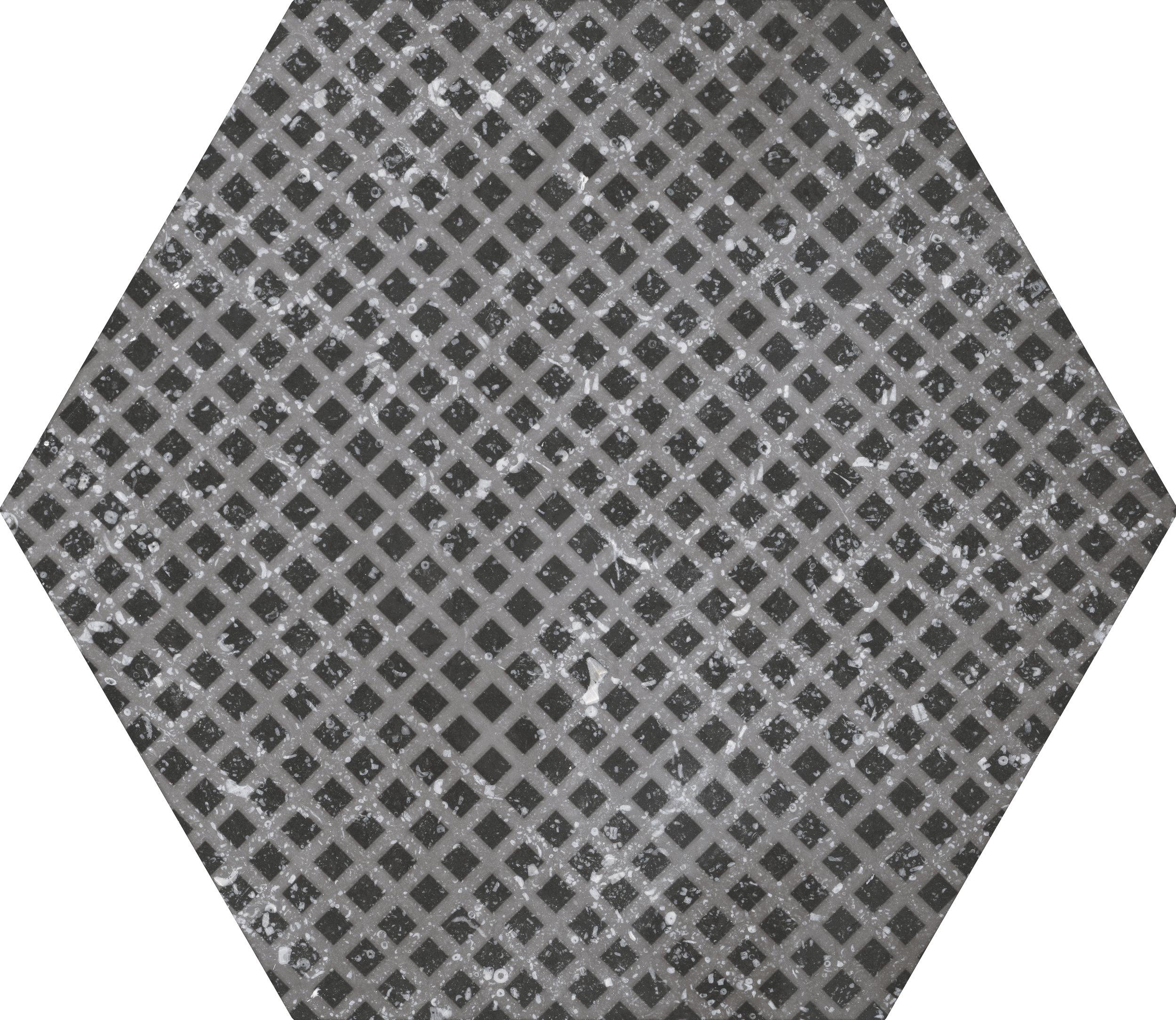 Coralstone Melange Black