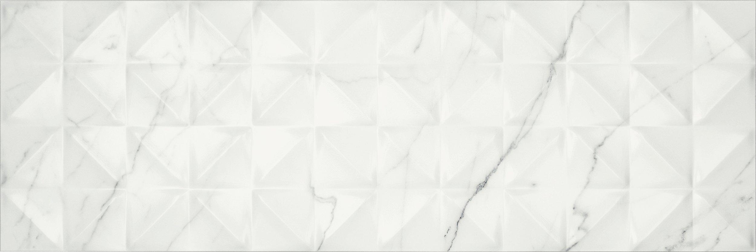 Apogeo Emotion White Rect 40x120cm