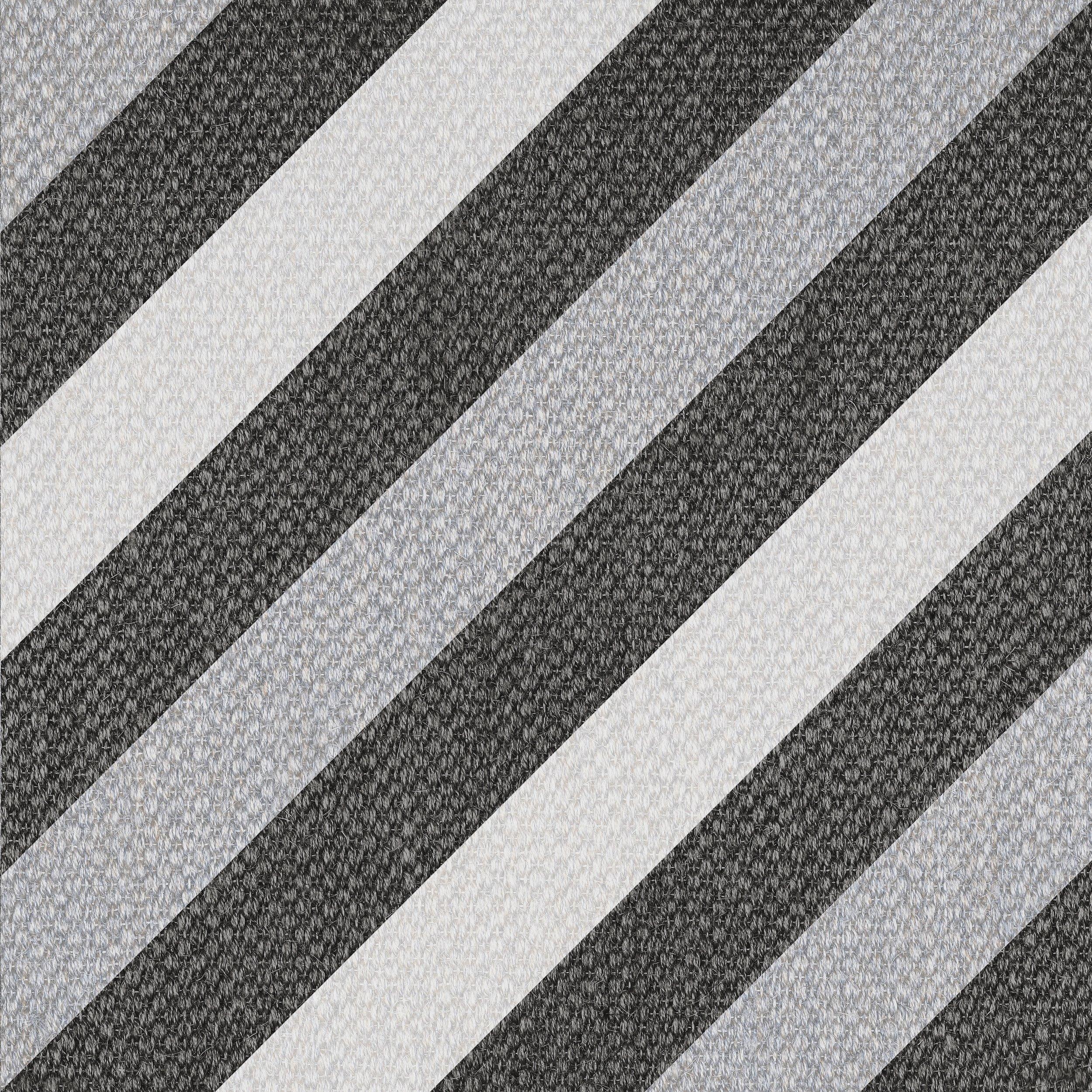 Carpet Crochet Graphite 60x60cm