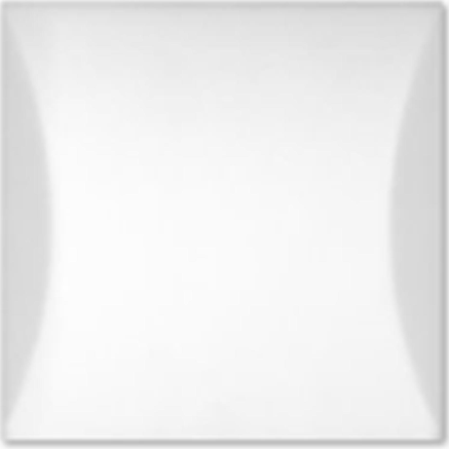 Bend blanco 14.8x14.8 cm