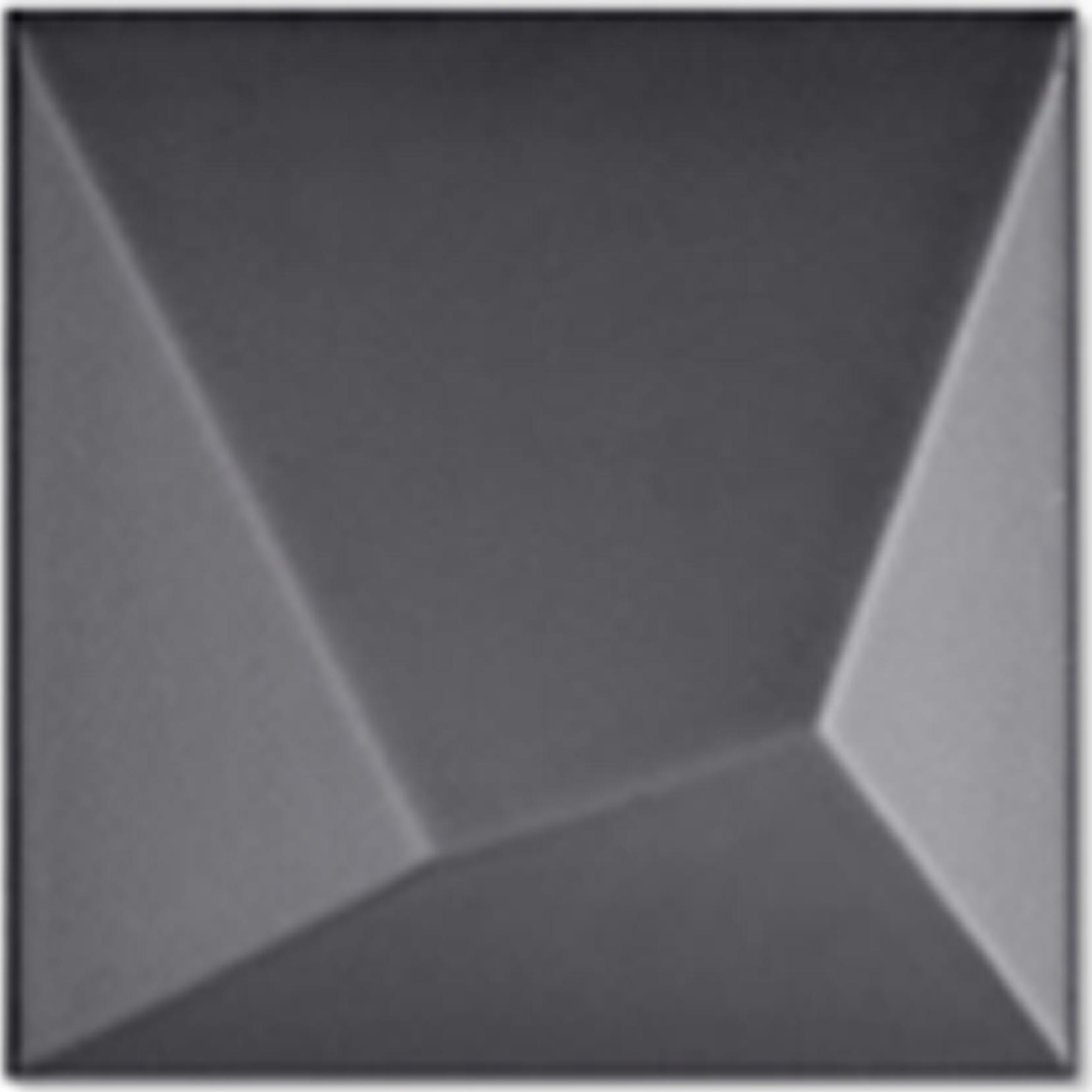 Optic Antracita 14.8x14.8 cm