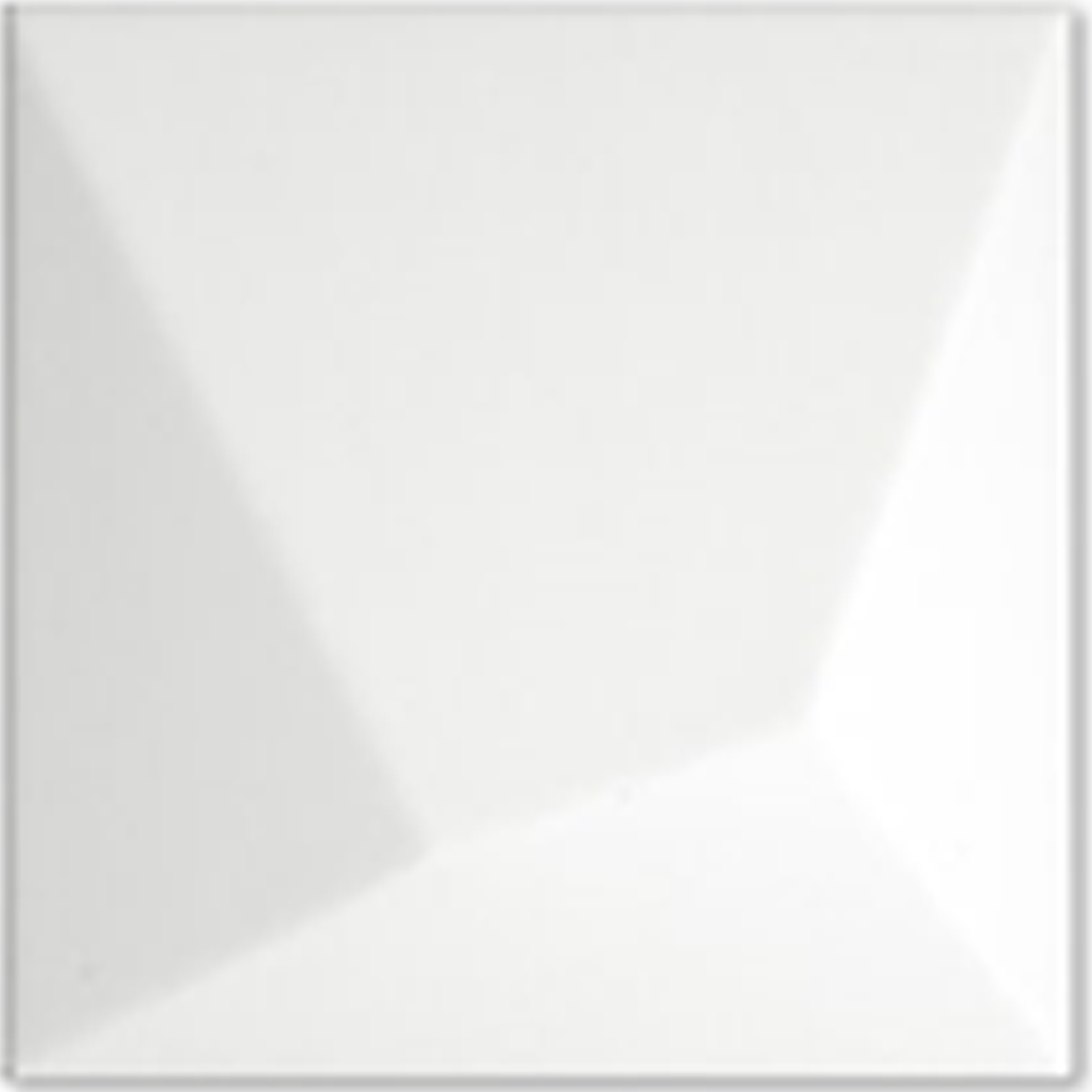 Optic Blanco 14.8x14.8 cm