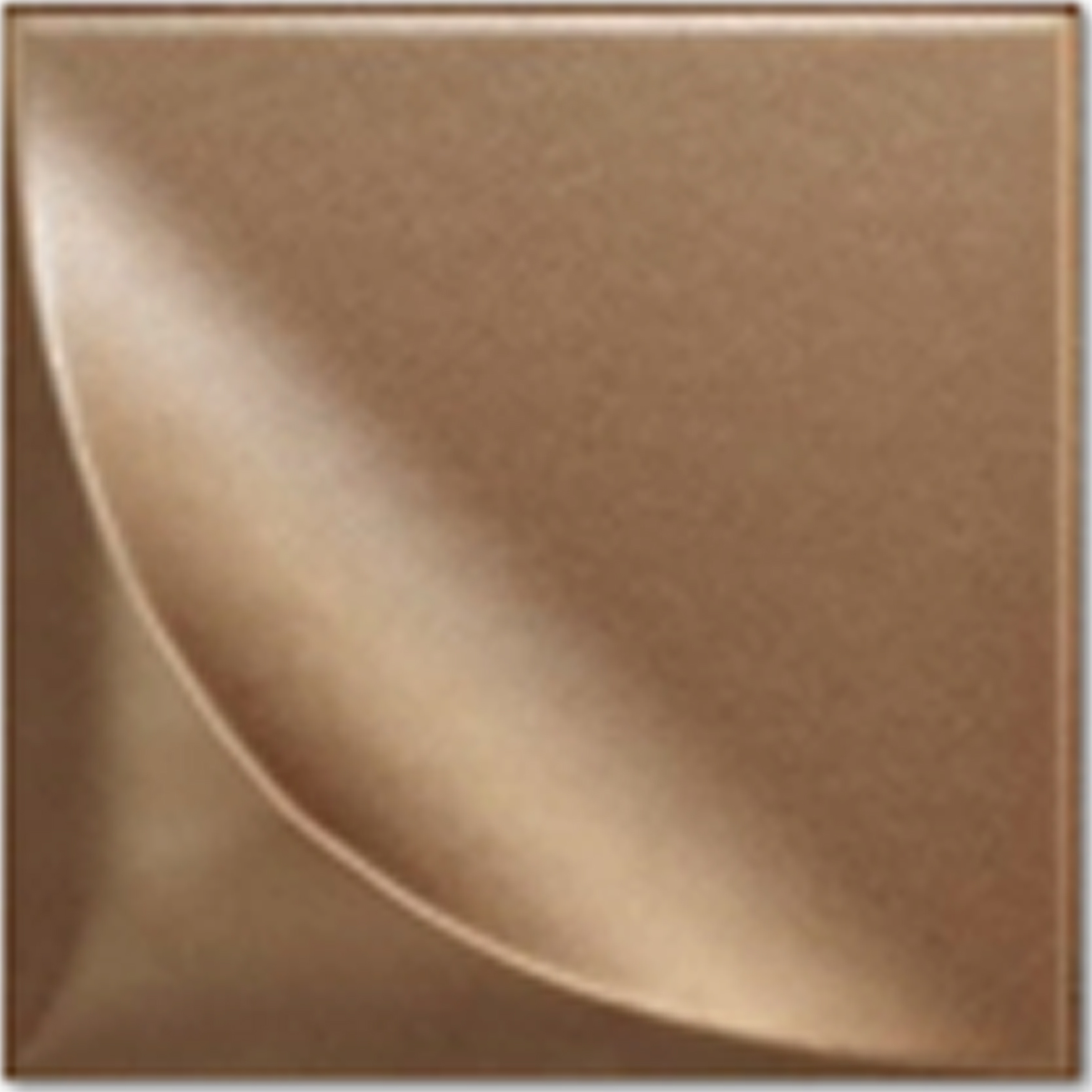Quick Bronce 14.8x14.8 cm