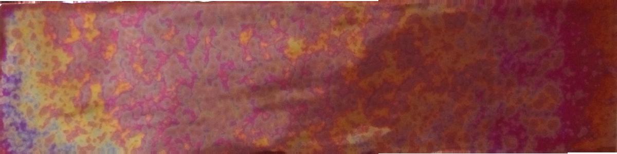 Dreams Rojo 7.5x30 cm