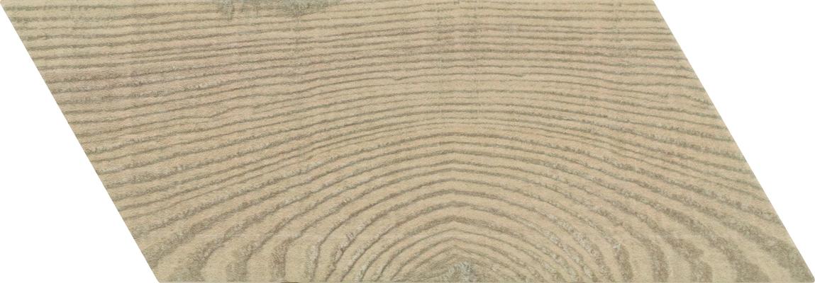 Hexawood Chevron Tan right 9x20.5 cm  Floor & Wall tile/ Porcelain / Matt/ V2 / R10