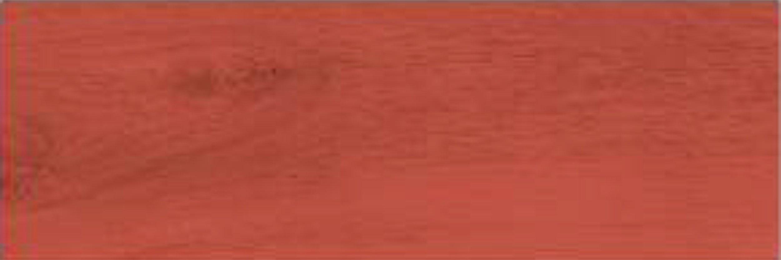 Vermis Rojo 20x60 cm