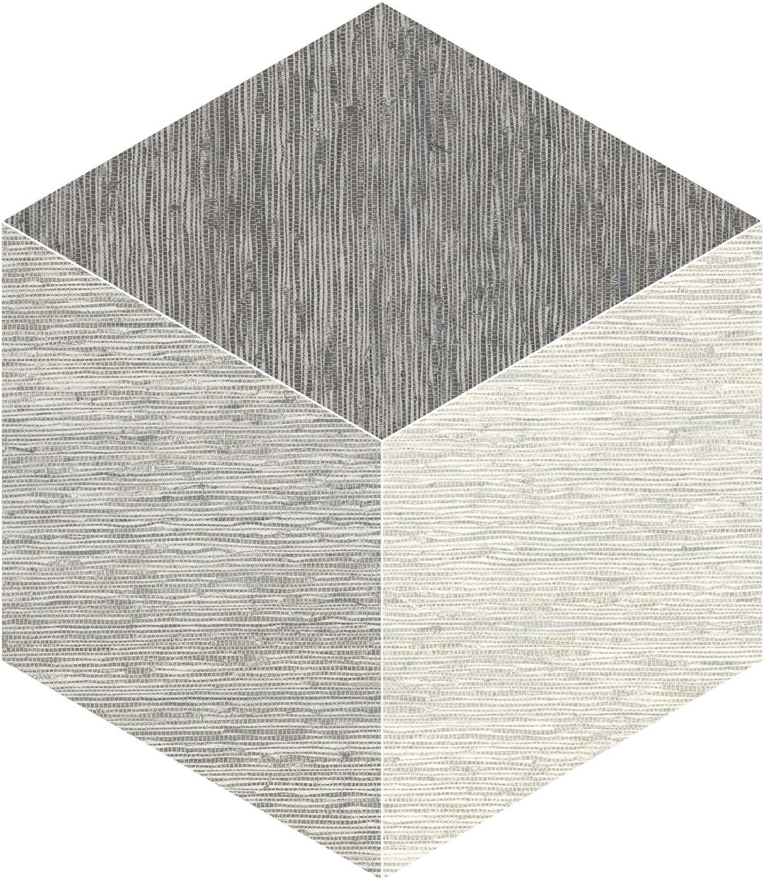 Hexagon Bali Diamond 32x36.9 cm   Floor & Wall tile/ Porcelain / Matt/ V2