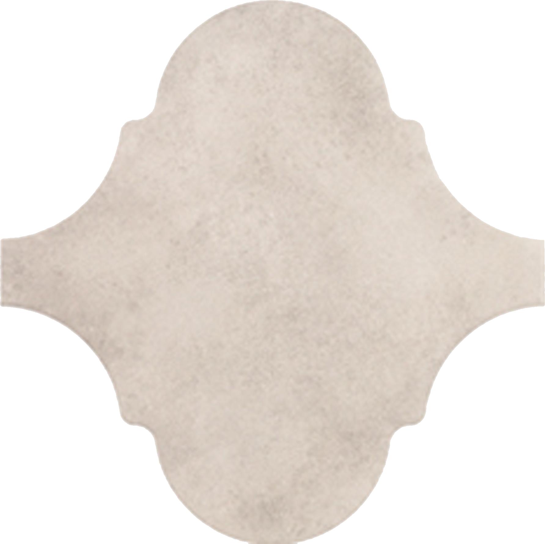 Curvytile Factory Cream  26.5x26.5 cm