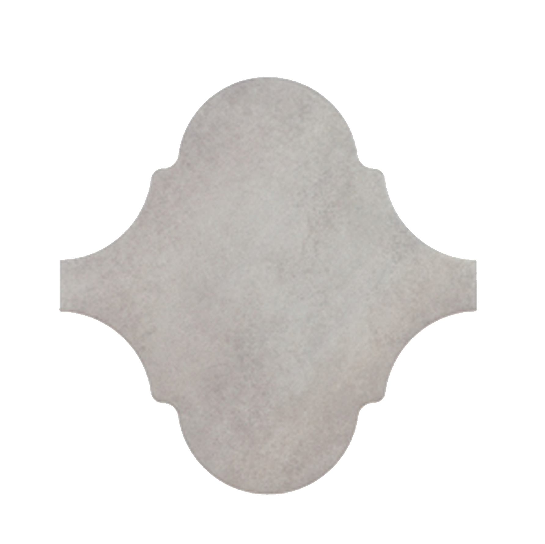 Curvytile Factory Grey 26.5x26.5 cm
