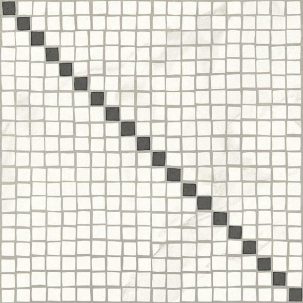 Lisbon Faro White 15x15 cm