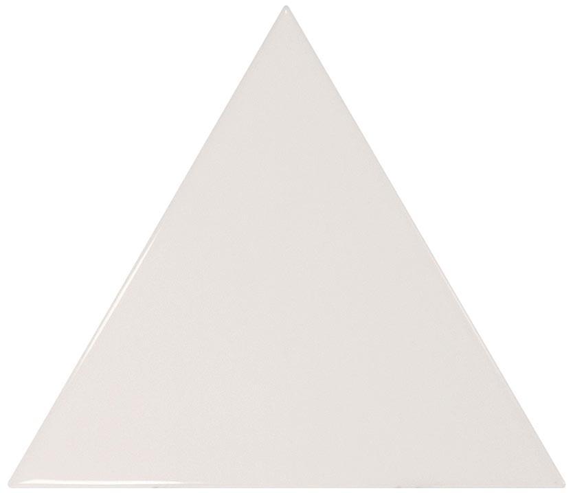 Scale Triangolo White 10.8x12.4 cm