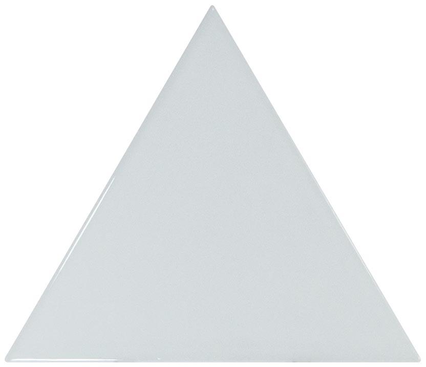 Triangolo Sky Blue 10.8x12.4 cm