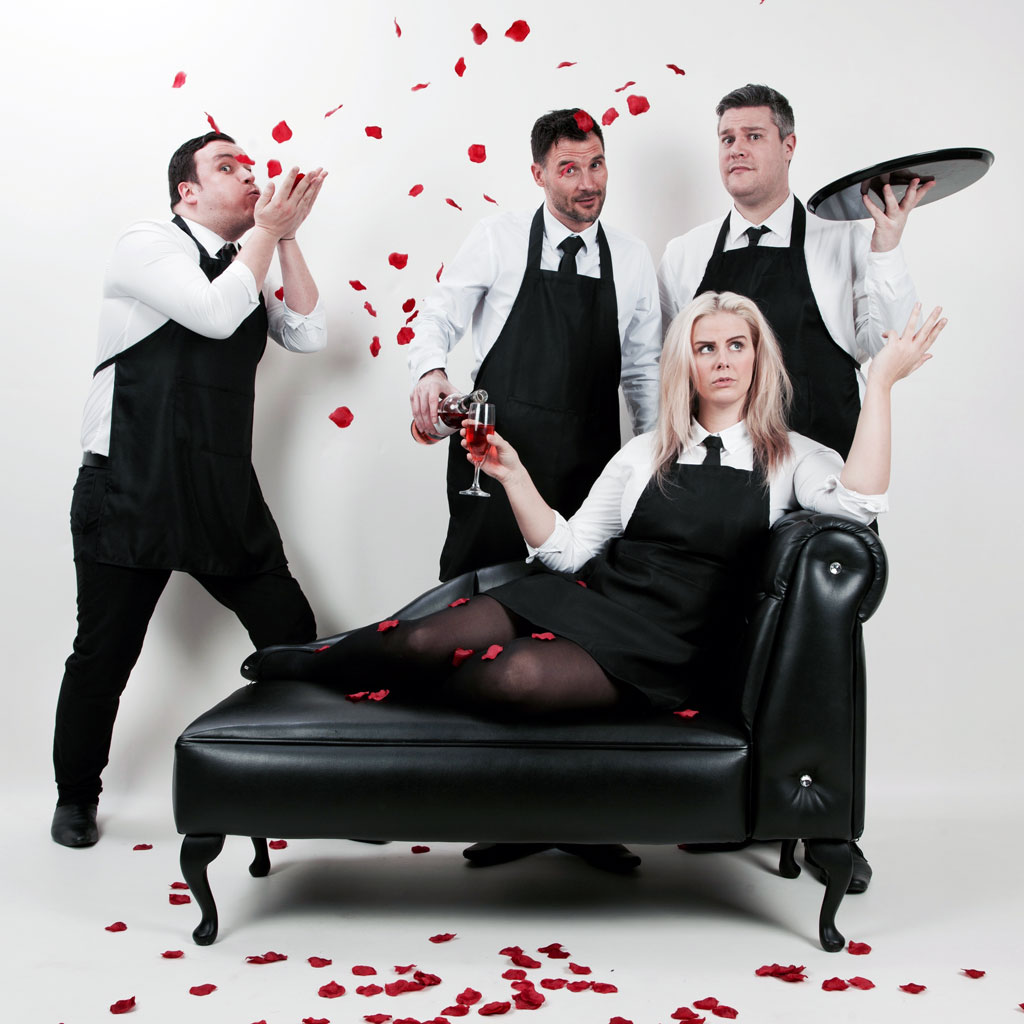 Singing Waiters -