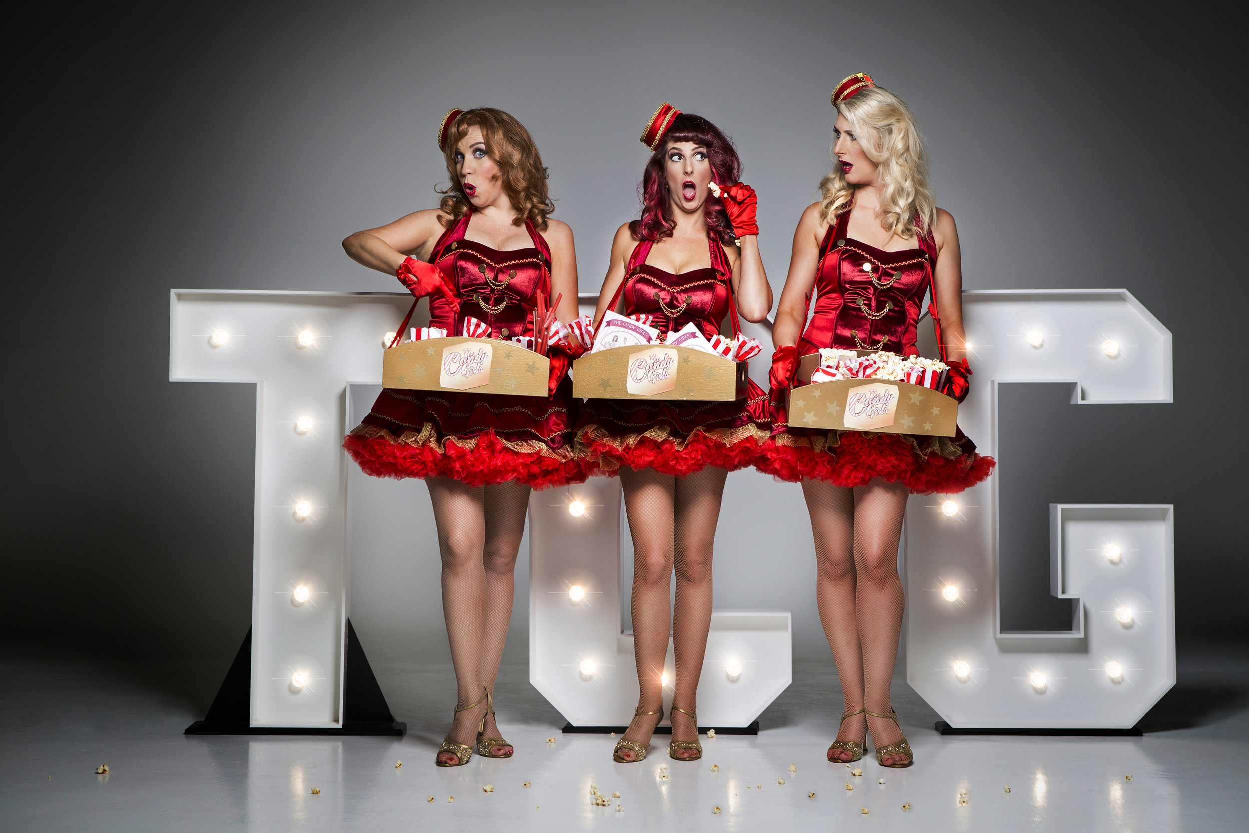 The Candy Girls  -