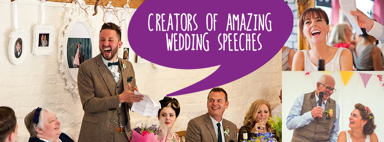 How do you write the perfect wedding speech? Monkeynut Entertainment in Hampshire team up with Speechy.co.uk to give you the answer.