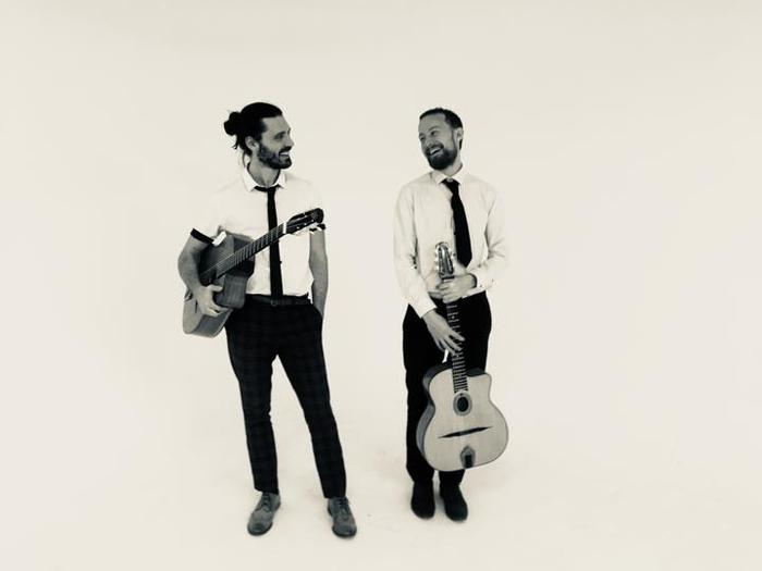The Gypsy Jazz group everyone is talking about. Book gypsy jazz for your next event and be mind blown by the musicianship of this outstanding jazz duo.jpg