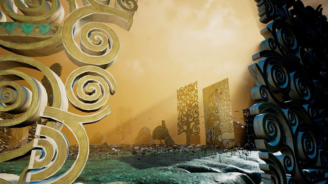 Klimts Magic Garden.jpg
