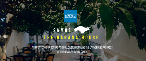 the banana house -