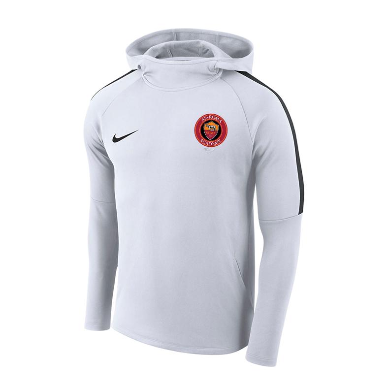 HETTEGENSER - Hvit med logo og sponsorerkr.360,-