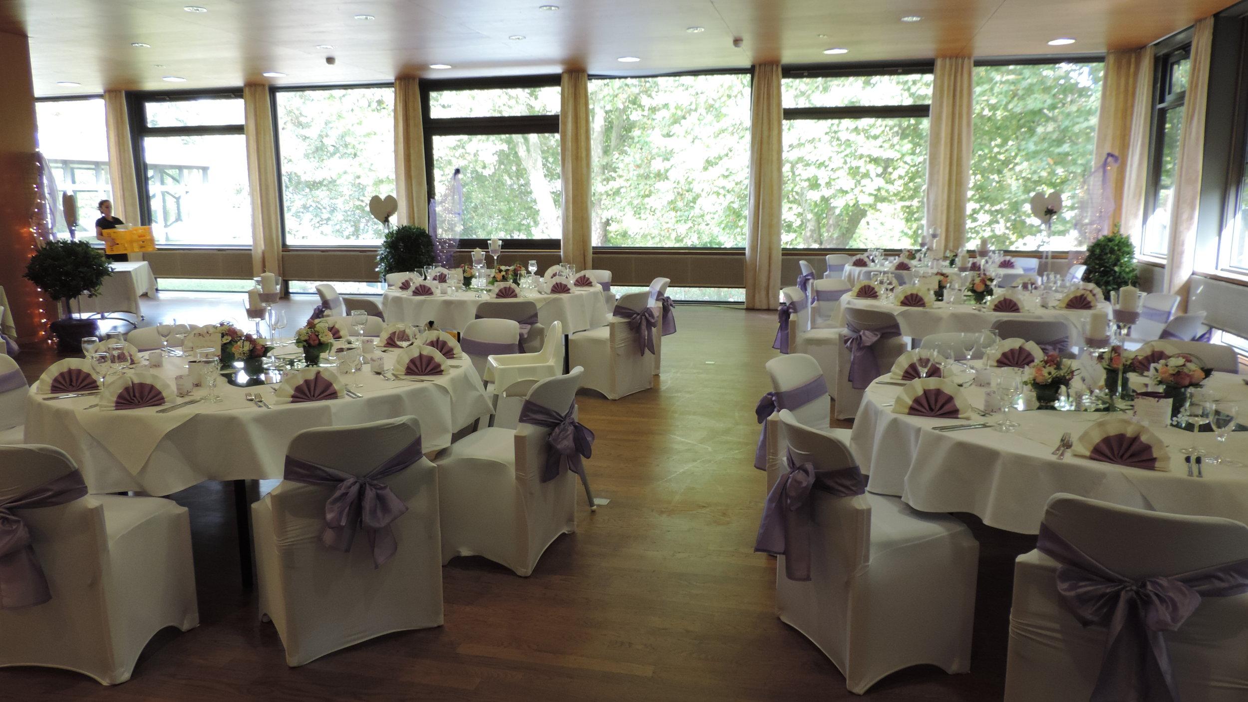 Platanensaal -