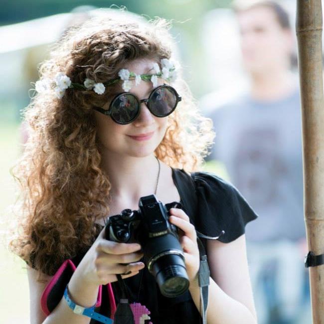 Participatory photography workshop