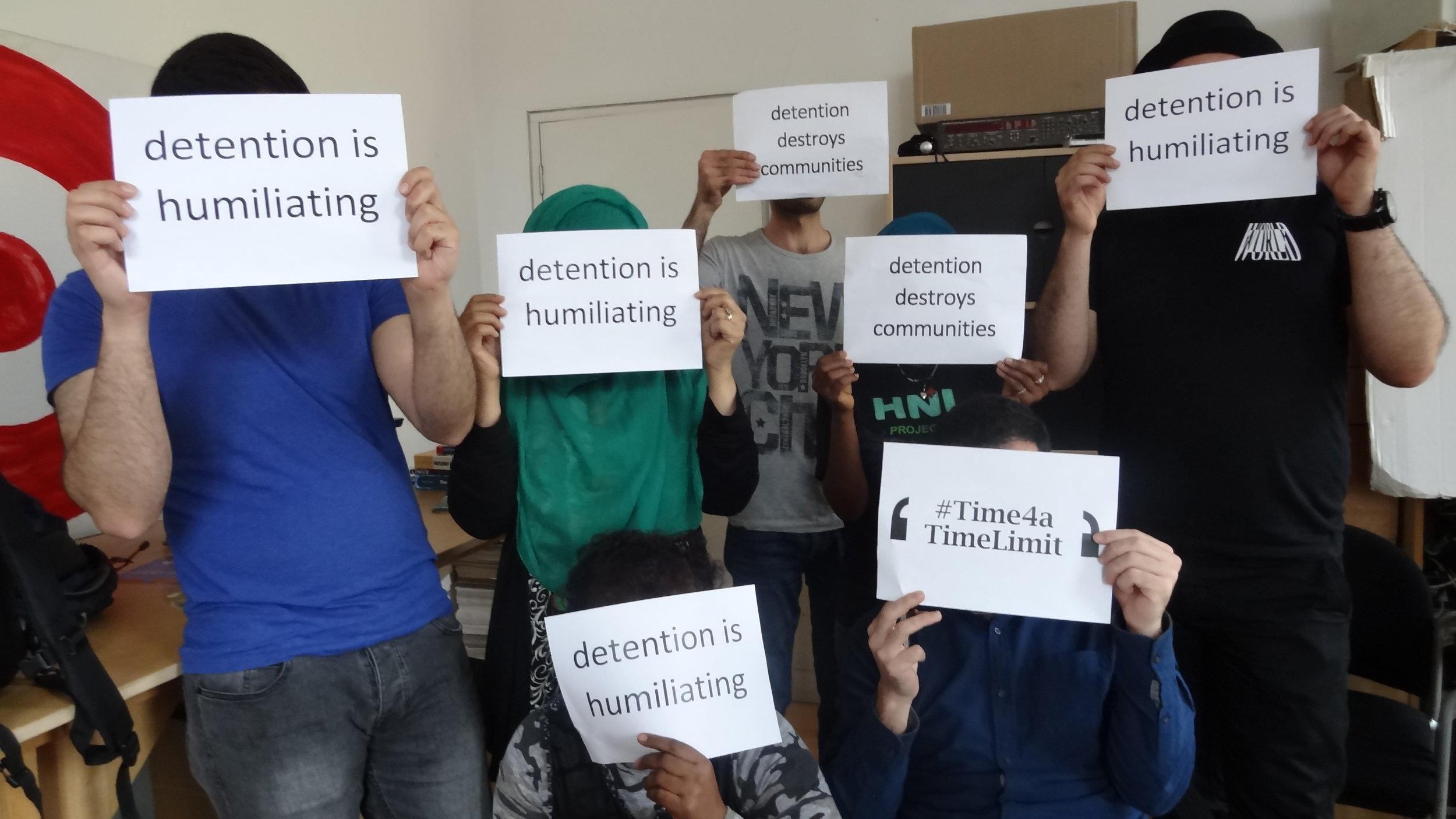 Detention Dialogues