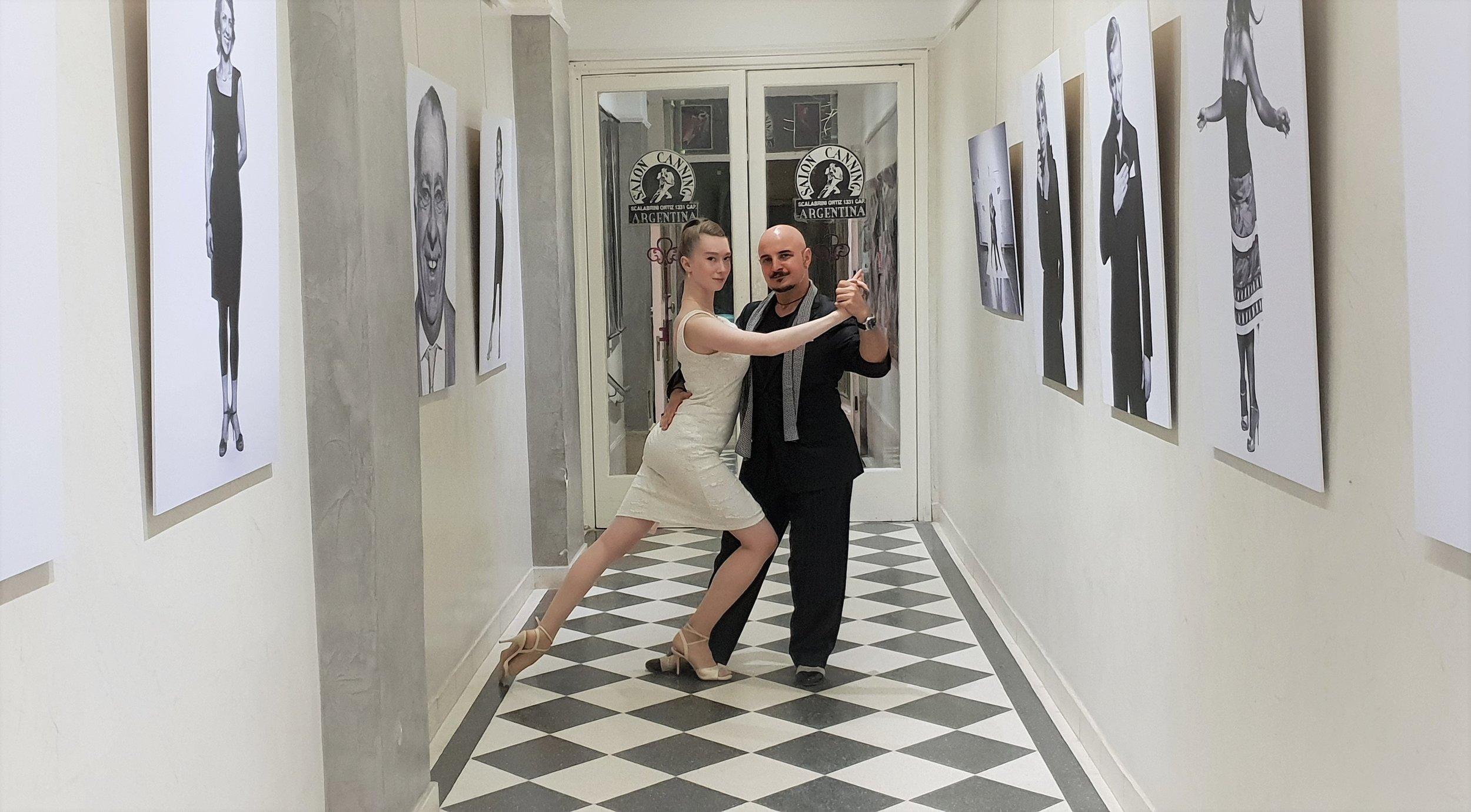 Arjantin Tango Kursu / Tango Dersi / TangoPera