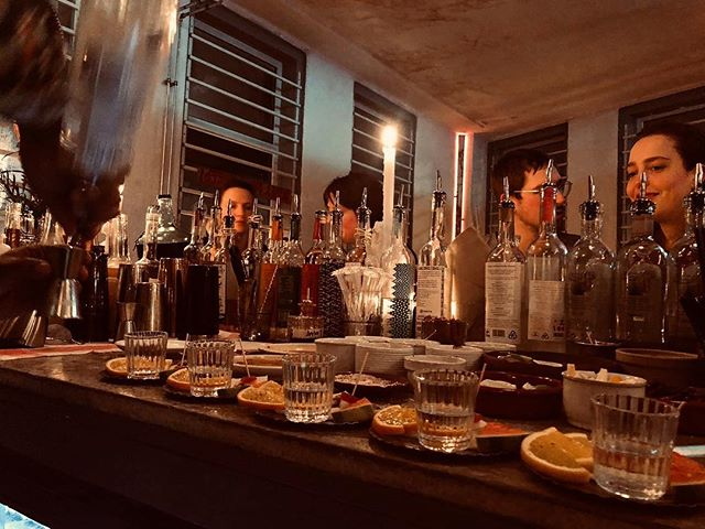 Mezcal Saturday! Book your table online! 🔥