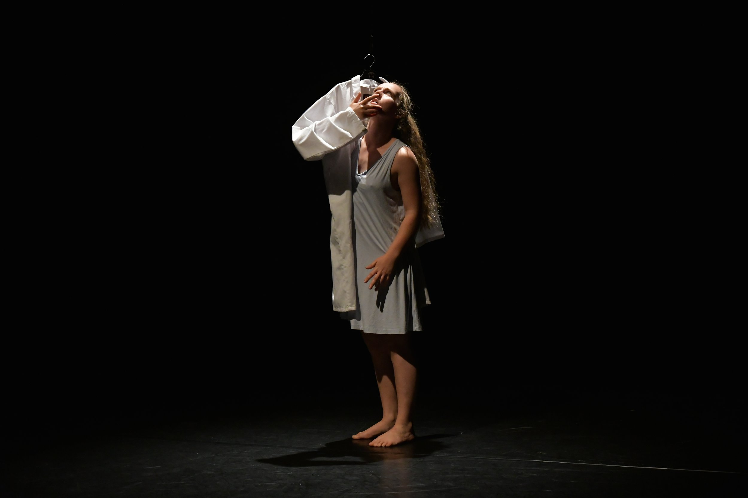 """""""A stunning piece of physical theatre that was refreshing, uplifting and left me so engaged and captivated that I forgot I was even hungry."""" - Audience Member, Omnibus Theatre"""