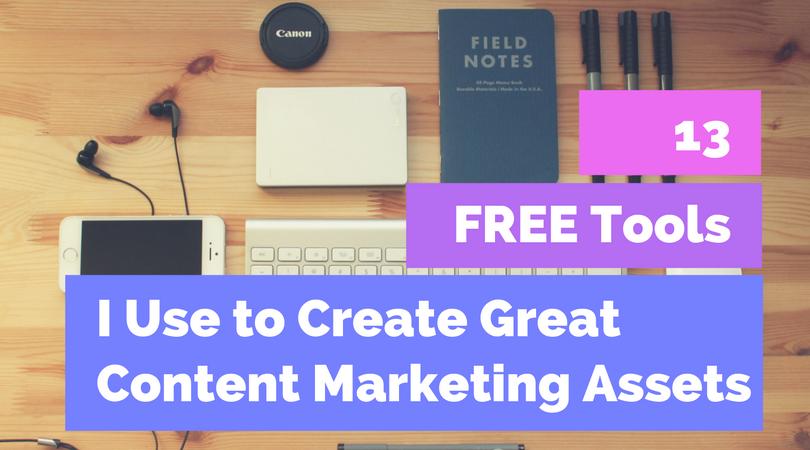 free tools content marketing
