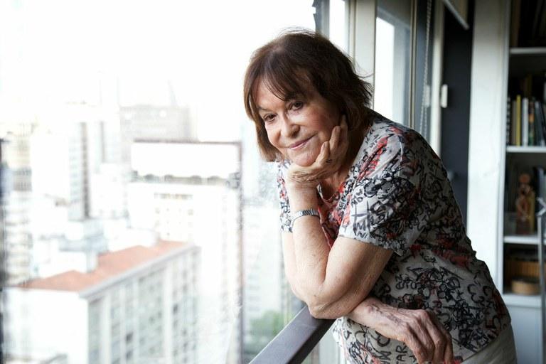 Claudia Andujar, 2015 / Imagem por Wanezza Soares Site Revista Carta Capital