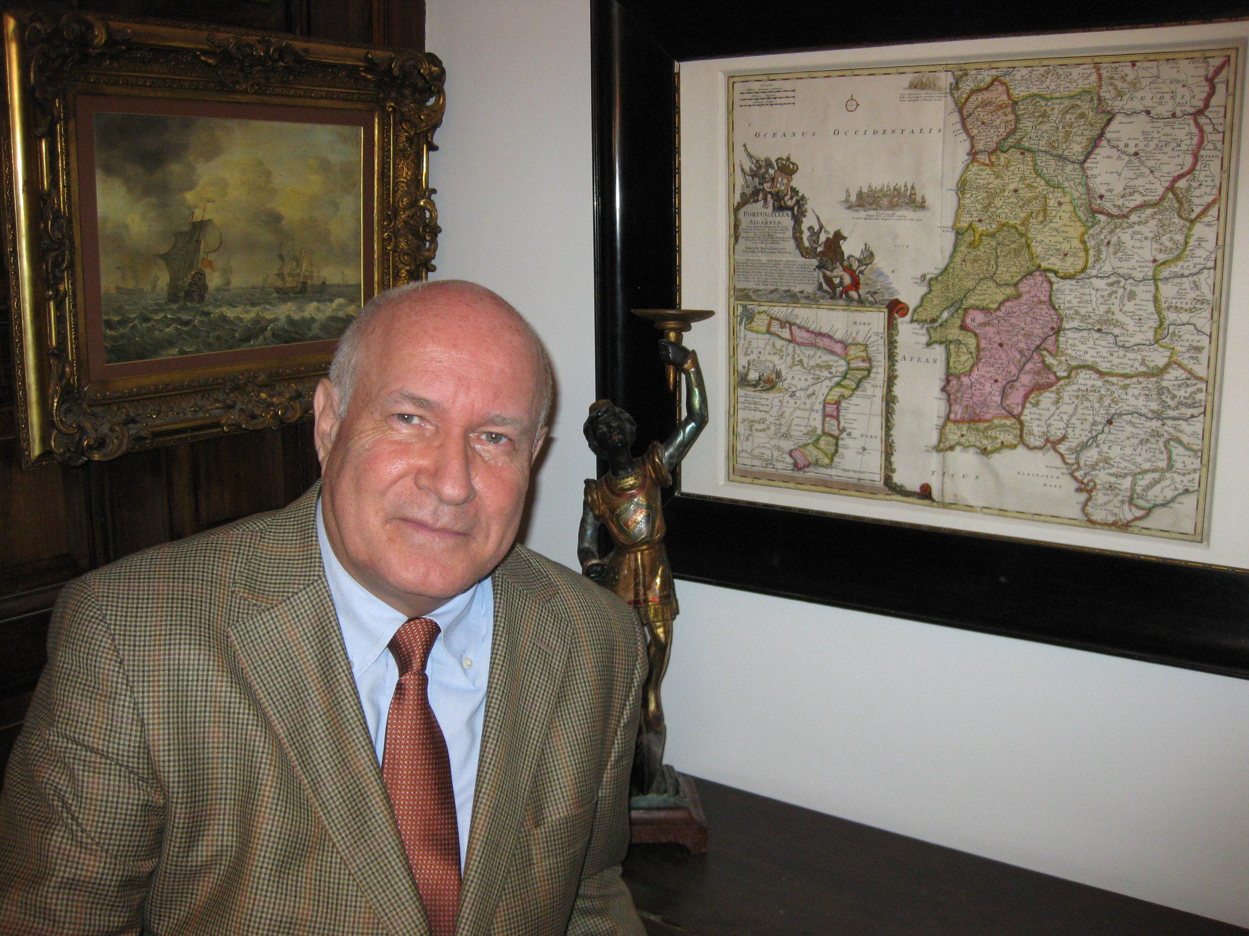 Dominique Edouard Baechler Acervo pessoal