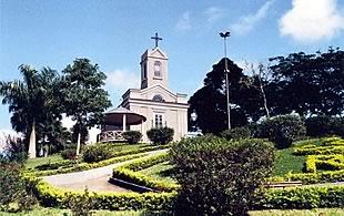 A Igreja de São José do Ribeirão guarda os restos mortais do padre / Imagem por Regina Lo Bianco