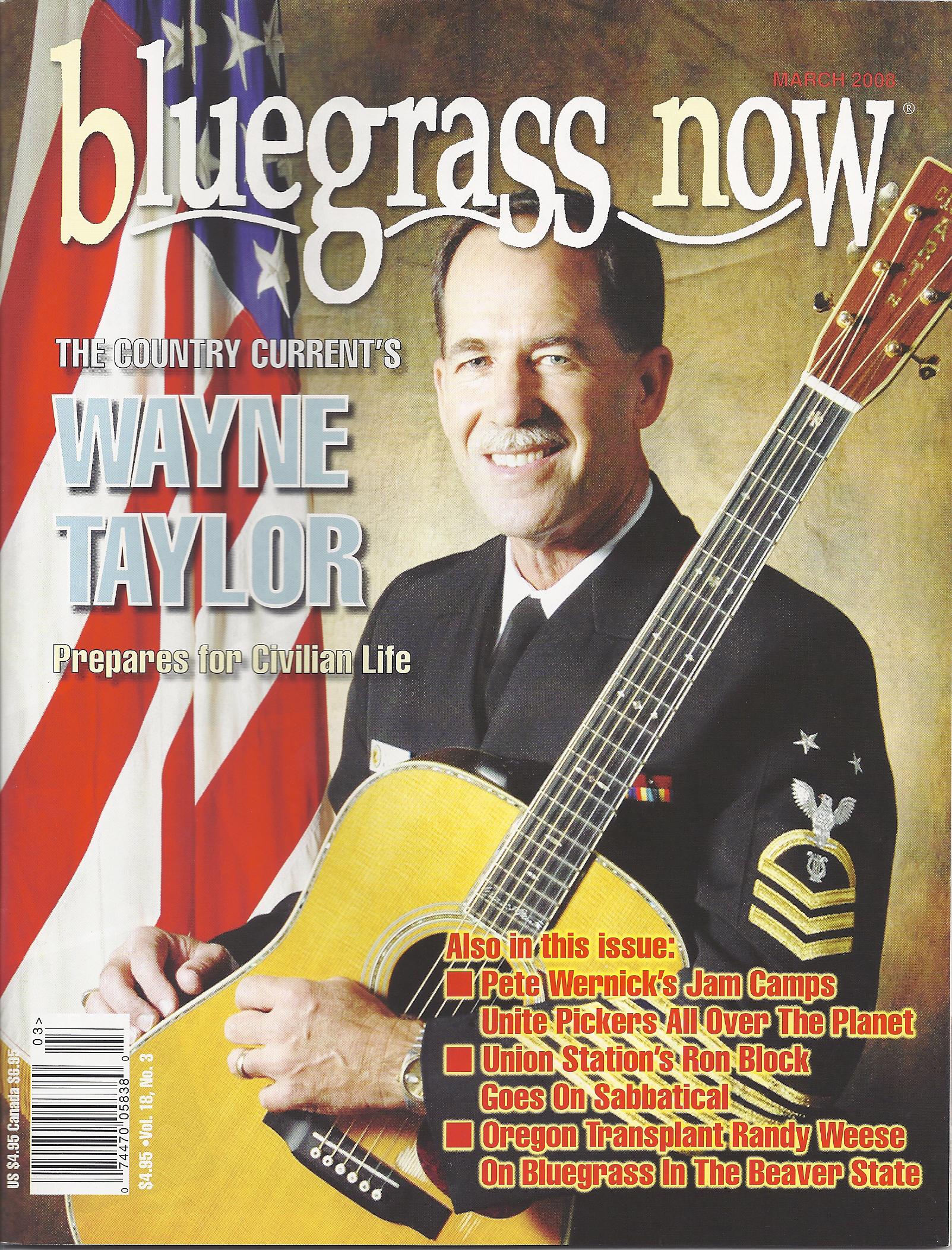 Wayne Taylor, Bluegrass Now Magazine.jpg