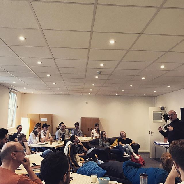 What a joy to spend the last 2 days on the first intensive of the Worship Pastor Coaching track.  We are so excited to be partnering with @_theworshipfoundation to deliver this coaching programme and loved the last 48 hours of teaching, discussion and fun.  Massive thanks to @nickherbs1 for stellar input today!