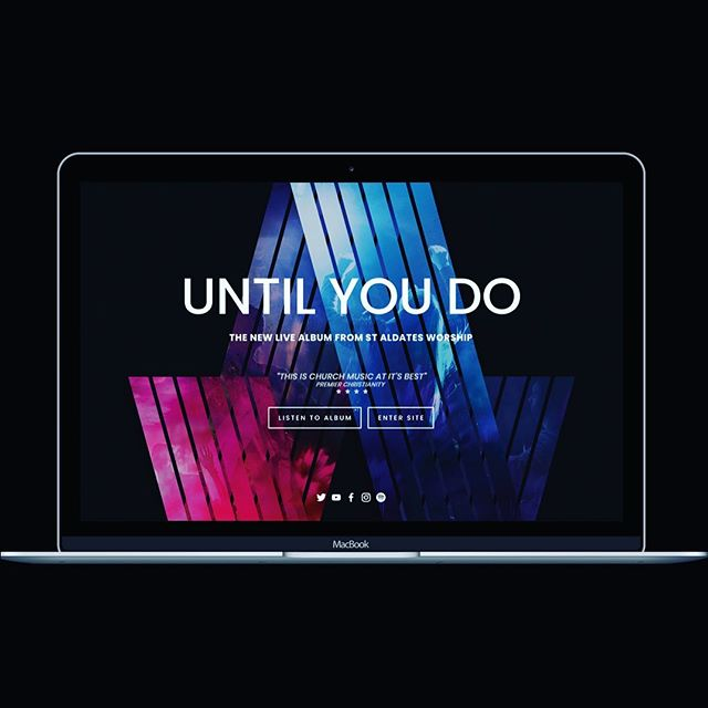 🚨 NEW WEBSITE ALERT 🚨  We have a shiny new website that is now LIVE!  It contains all of the resources for our new album including chords, videos and audio so why not check it out!  You can also subscribe to our news and it also details our new coaching opportunities for churches and individuals. More info on that soon.  Link in bio.