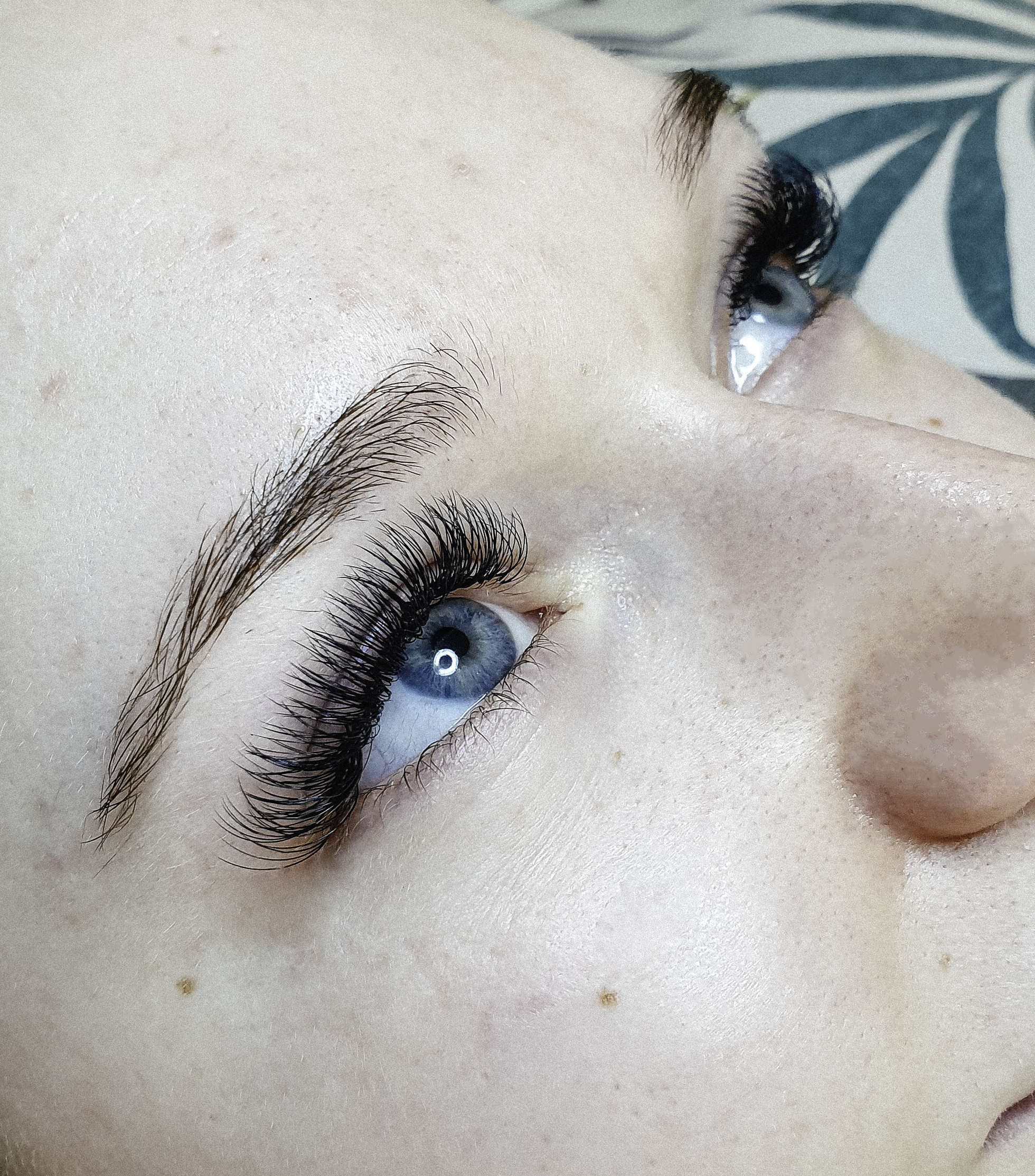 3D Russian Volume lashes in D curl - one of our best-sellers!