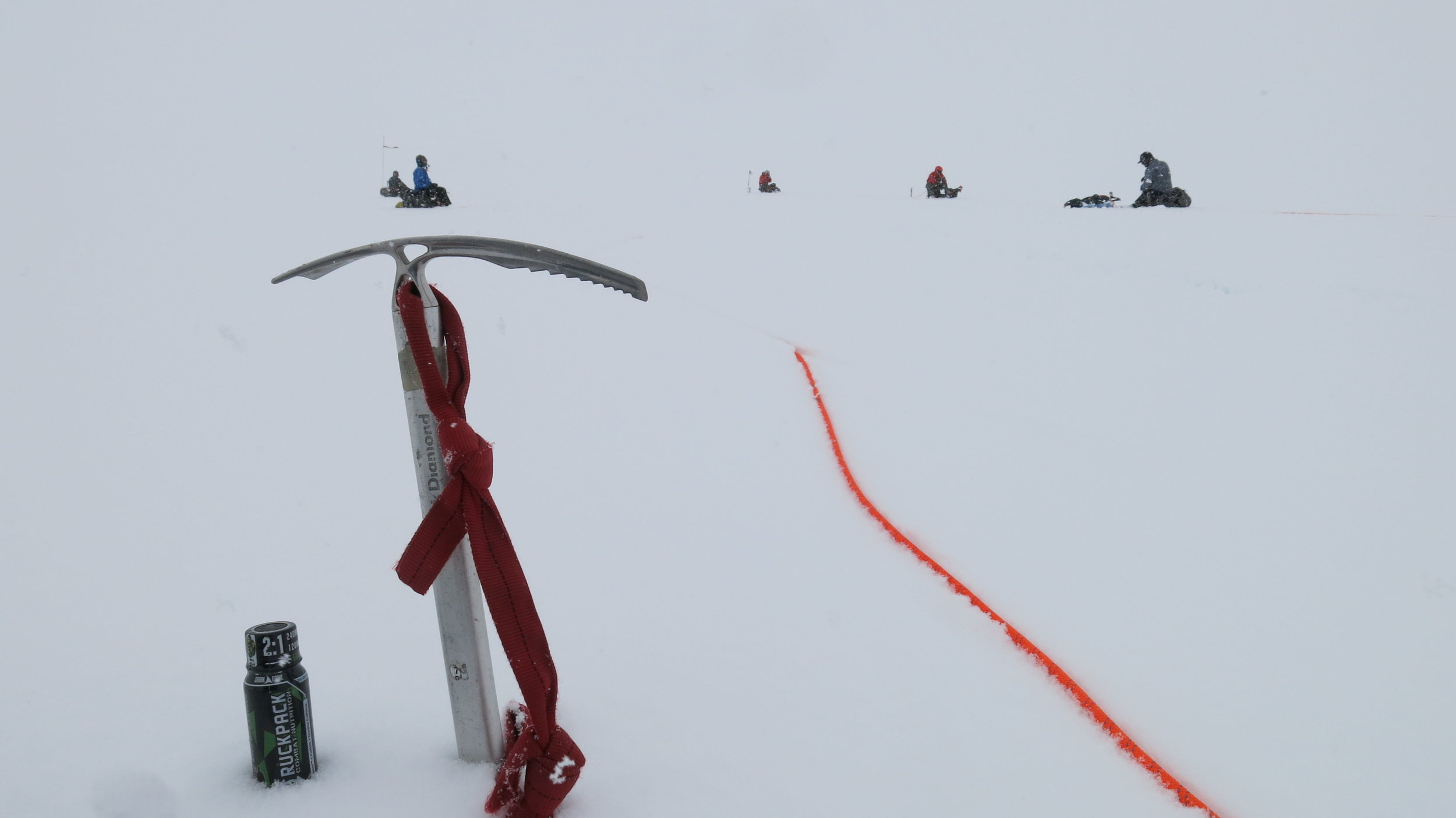 On a rope team knowing where to be can mean the difference between life and death, yet everyone has to stay so far apart that they cannot communicate. Sounds a little like leading a global team, right? How could this analogy help you enjoy that challenge?