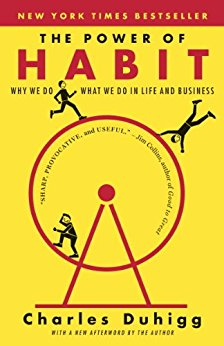 The Power of Habit  Charles Duhigg  Extremely well researched and written to be exciting, this book explains how habits form and what you can do to change them. Prepare for a fun read that ranges from stories to neuroscience!