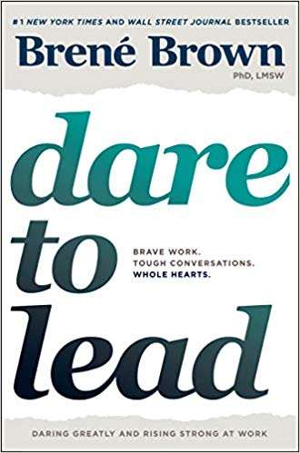 If you seek courage, want to inspire people, or understand the power of human connection in leadership, read this NOW! We had heard so much about Brene Brown, and not taken action because we thought she was 'wishy washy.' It turns out she is all about hard nose truth, insightfully exploring what we all know and fear to talk about. Absolutely life changing.
