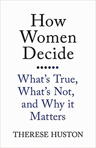 Another diamond hidden under a lackluster title. We thought- decide what? Therese Huston means decide- period. If you make decisions, or work with women you need to read this. The research is amazing and the information could double your productivity as an organization. We need more women in leadership positions, and this book clearly articulates why. Beyond that, the principles and tips in here will dramatically help leaders of all genders make more logical and accurate decisions. Enjoy!