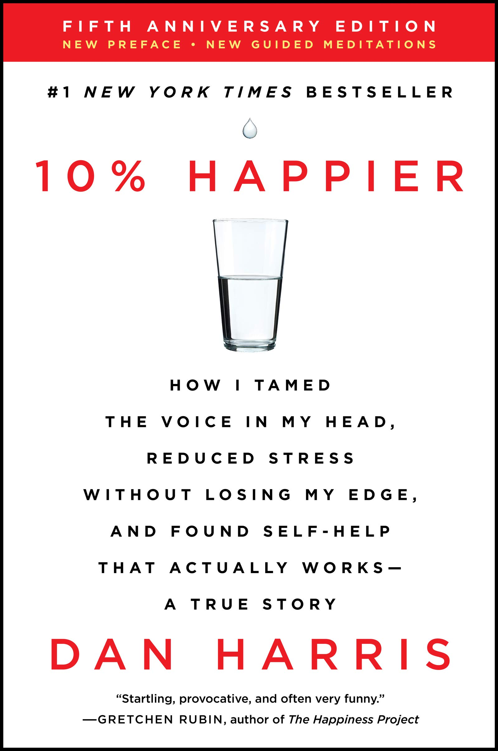 An approachable insight on the power of meditation and mindfulness written by a skeptic. Dan Harris offers a compelling and fun to read story that just might help you become 10% happier (with compounding interest). Every leader should read this and consider how a short meditation practice could up his or her game.