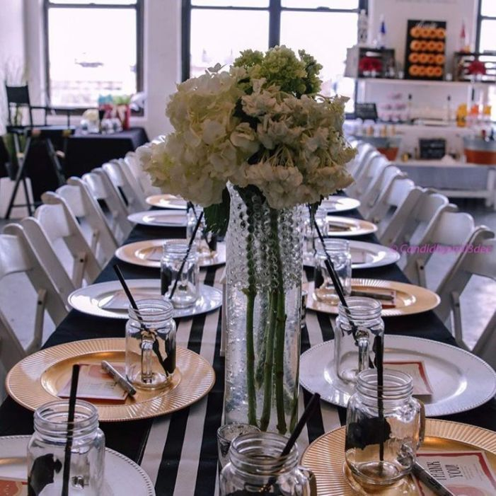 Events and Workshops - 1500 Square foot studio, spacious and welcoming for brunches, networking, and workshops.