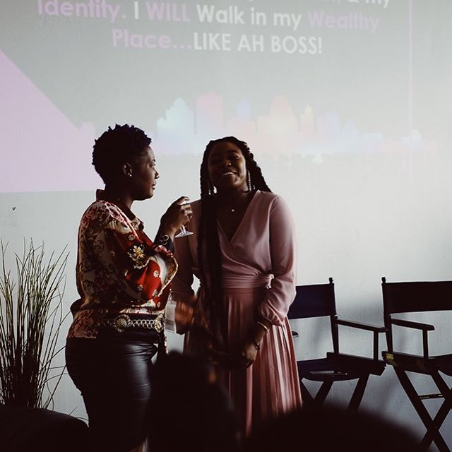women empowerment event hosted #attheloft 💁🏽♀️💪🏾 ⠀⠀⠀⠀⠀⠀⠀⠀⠀ network with us.