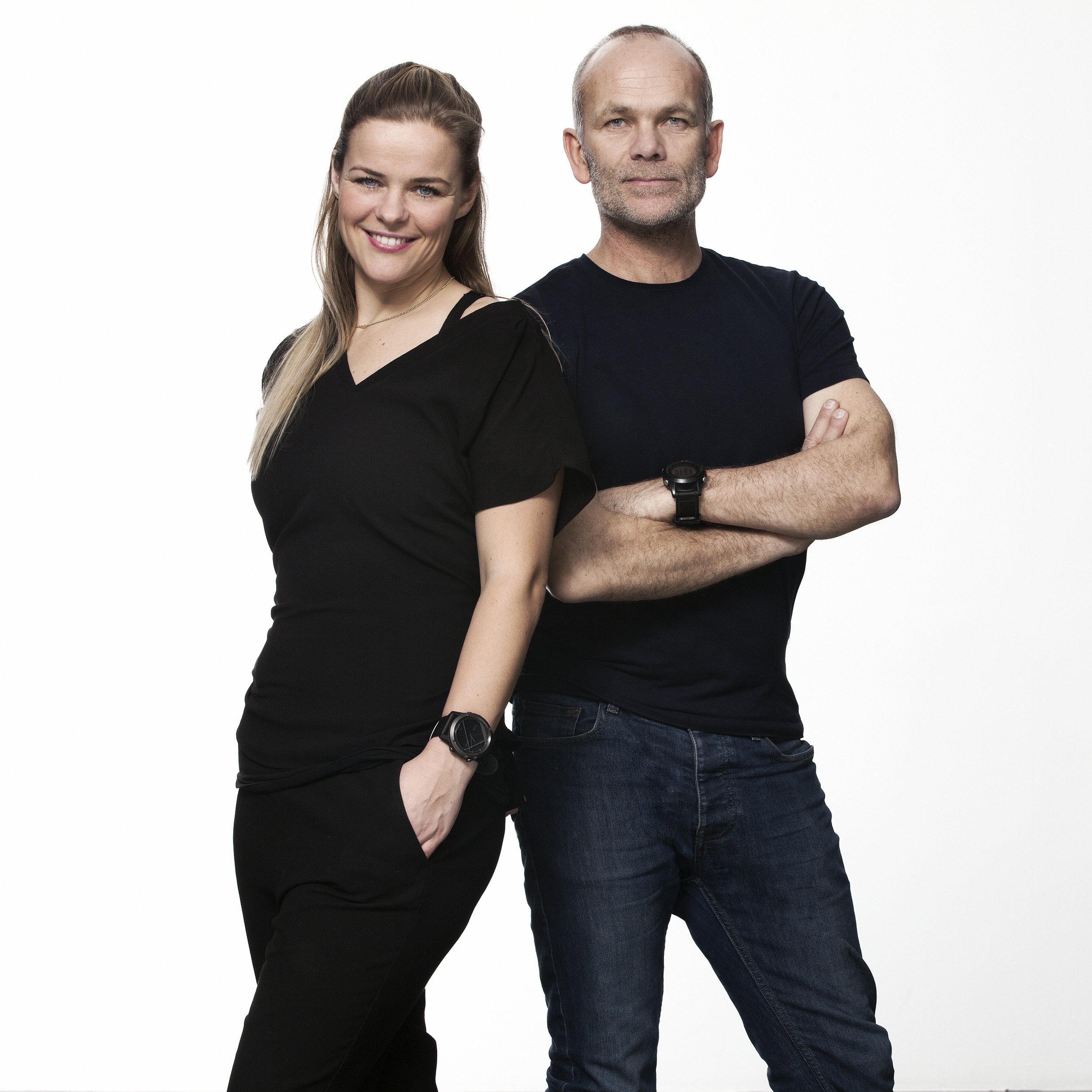 Maren Elise Skjerlie Gilling og Lars Schmidt