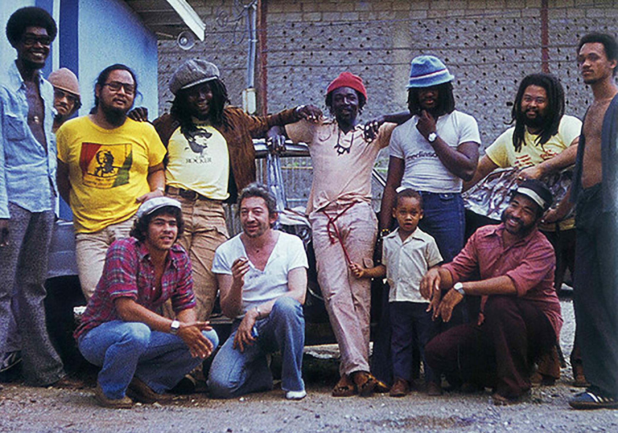 Gainsbourg et cætera : ses années reggae