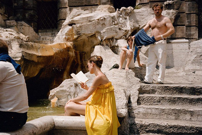 Charles H. Traub, Dolce Via : Italy in the 80'