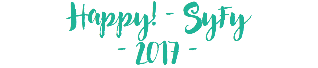 Happy! SyFy - Newsletter Cultur'club