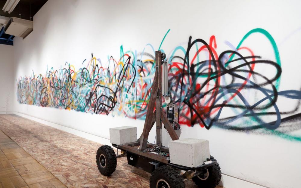 Artistes et Robots au Grand Palais - newsletter culturclub